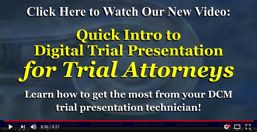 DCM Trial Presentation Demo Video